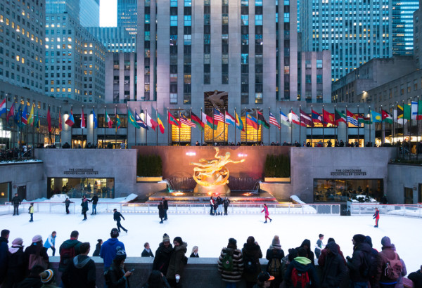 ExecutiveLaw Sklover Company at Rockefeller Center New York
